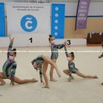 6-6-21 Galería (12,59-13,15H) Liga Provincial A Coruña II Fase Escolar Ximnasia Rítmica